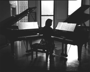 Visiting Artist Series #3: Mabel Kwan, piano – Friday, April 3 @ CafeIstanbul