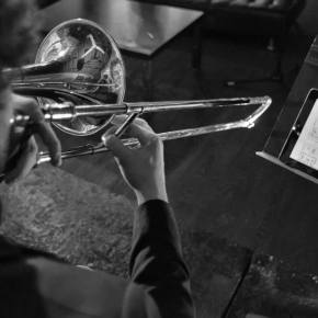 April 9th: Weston Olencki [TROMBONE]