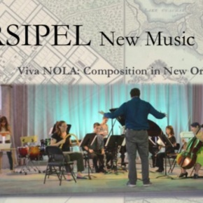 Viva NOLA: Composition in New Orleans @ 300 9/11/18