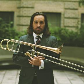 Versipel presents William Lang, trombone 3/3/20 @Hotel Peter andPaul